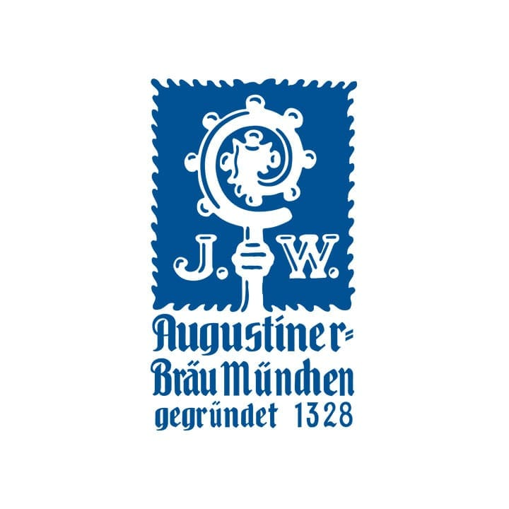 Logo birrificio Augustiner Bräu München