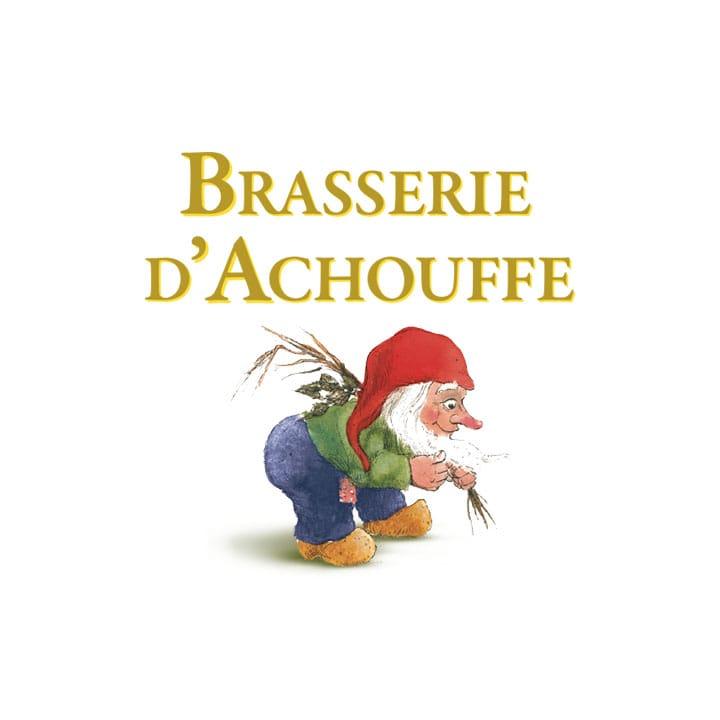 Logo birrificio Brasserie d'Achouffe