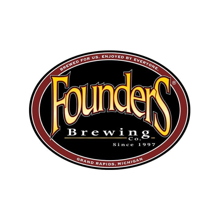 Logo birrificio Founders Brewery co.