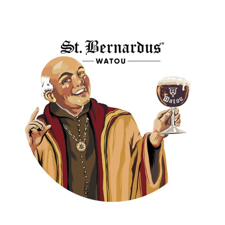Logo birrificio Brouwerij St. Bernard
