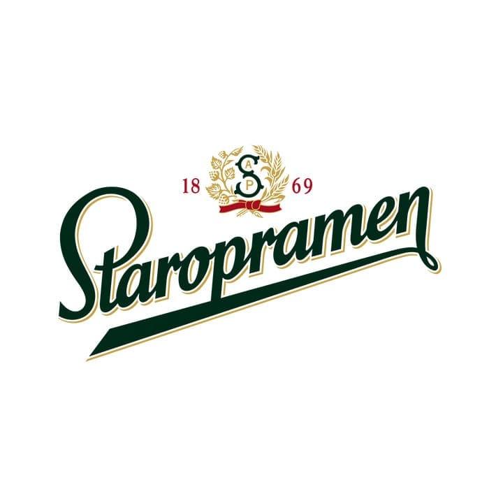 Logo birrificio Pivovary Staropramen
