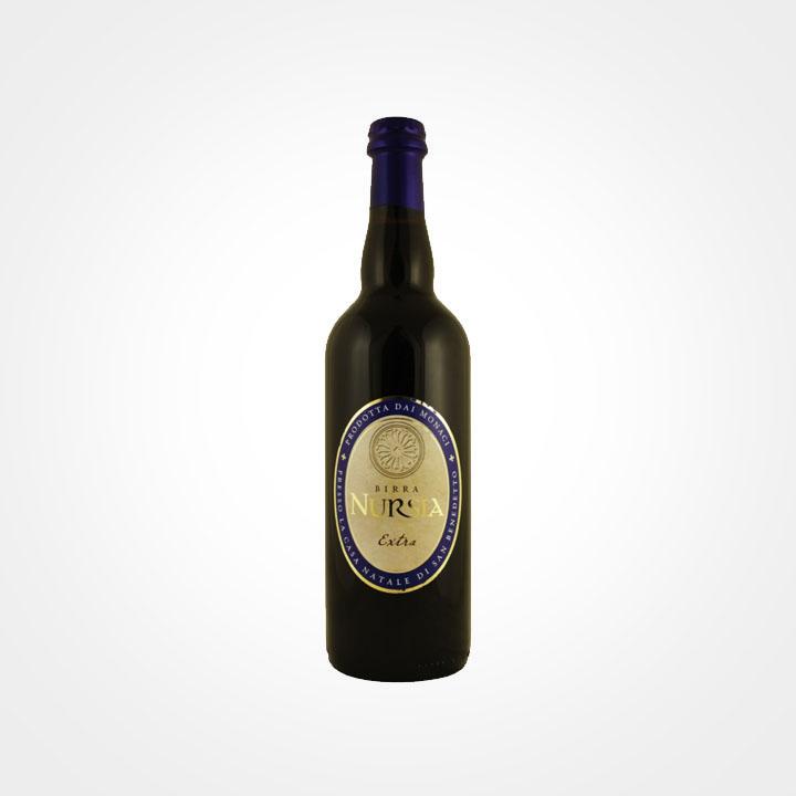 Bottiglia di Birra Nursia Extra da 75cl