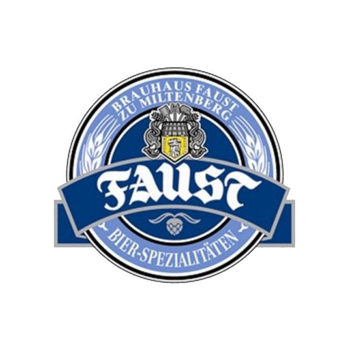 Logo birrificio Faust