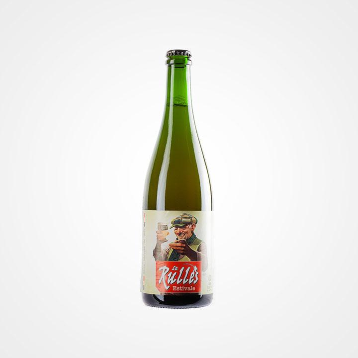 Bottiglia di Birra Rulles Estivale da 75cl