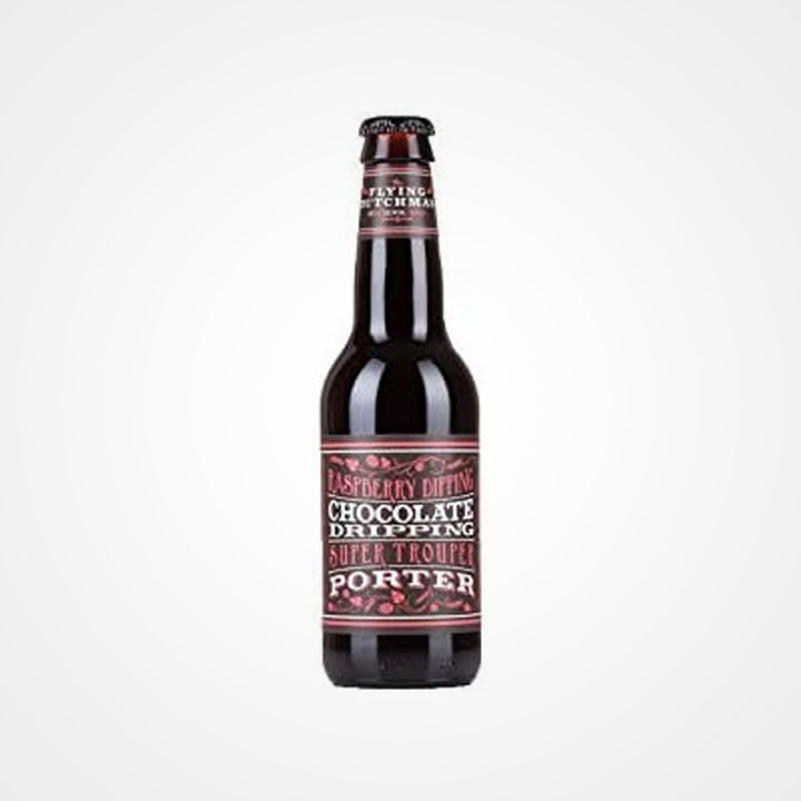 Bottiglia di Birra Raspberry Dipping da 33cl