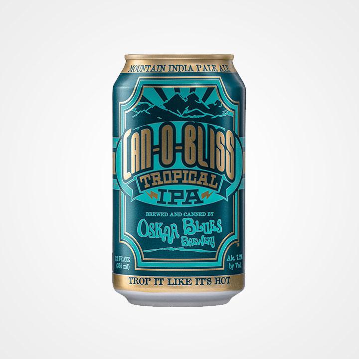 Lattina di birra Can-O-Bliss Tropical da 35,5cl