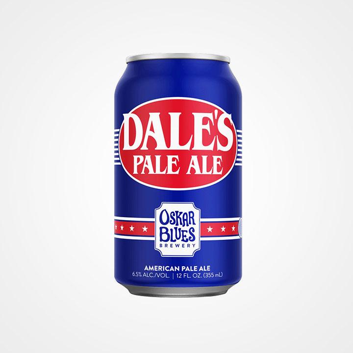 Lattina di birra Dale's Pale Ale da 35.5cl