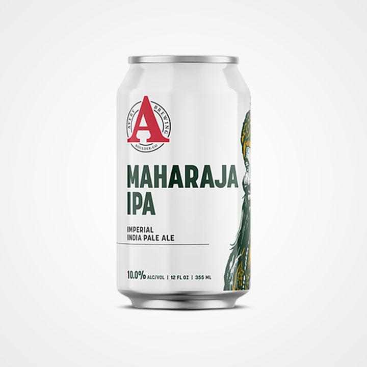 Lattina di birra Maharaja IPA da 35,5cl