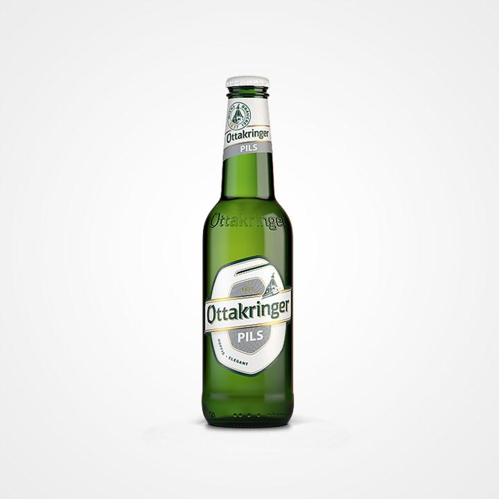 Bottiglia di Birra Ottakringer Pils da 33cl