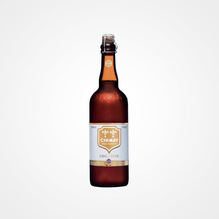 Bottiglia di Birra Chimay Cinq Cent da 75cl