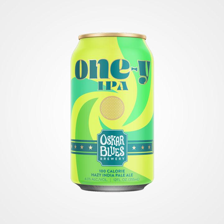 Lattina di birra One-Y da 35,5cl