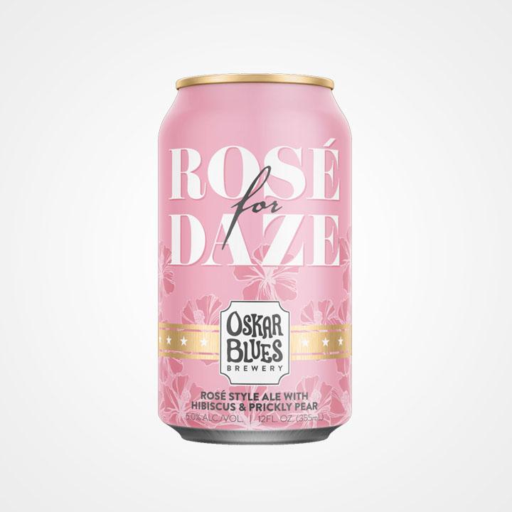 Lattina di birra Rosé for Daze da 35,5cl