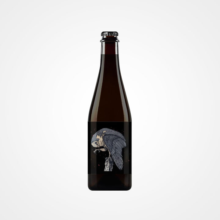 Bottiglia di birra Origin of Darkness – CR/AK Collab da 50cl