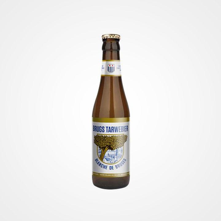 Bottiglia di Birra Blanche de Bruges da 33cl