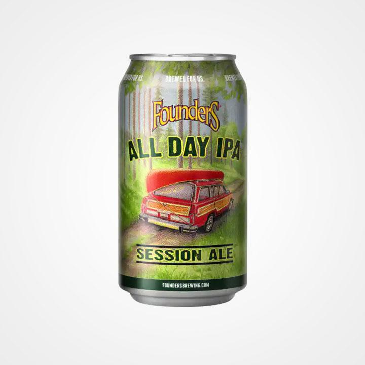 Lattina di birra All Day IPA da 35.5cl