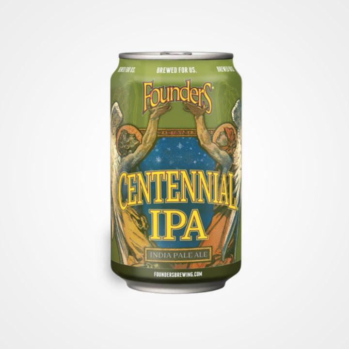 Lattina di birra Centennial IPA da 35.5cl