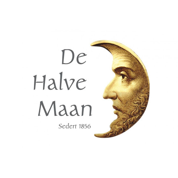 Logo birrificio De Halve Maan